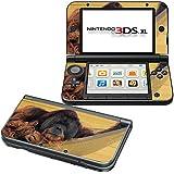 Colección 146, Custom Consola Nintendo DS Lite, 3DS, 3DS XL, Wii U Diseño Pantalla Skin Protector Funda Affen 10028 Nintendo 3DS XL Designfolie.