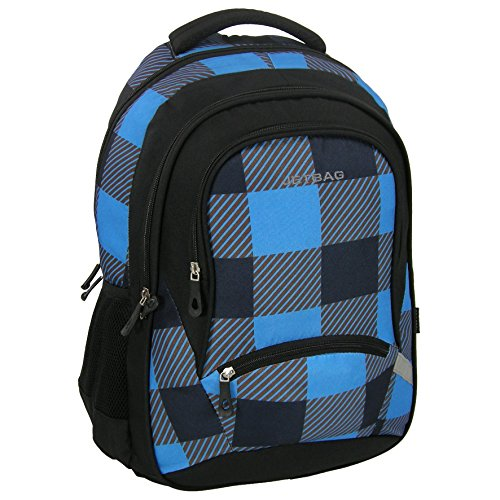 Jetbag 19 CO2 maxi & mini zaino teenager, scuola/tempo libero/Sport/Moto Large