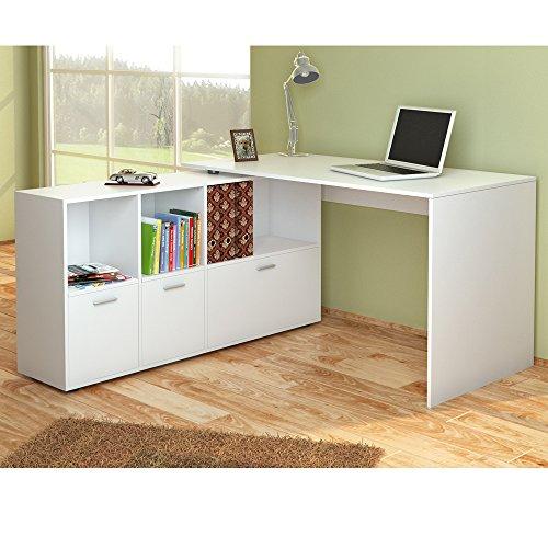 Scrivania a spigolo scrivania ad angolo scrivania per pc for Scrivania angolo ikea