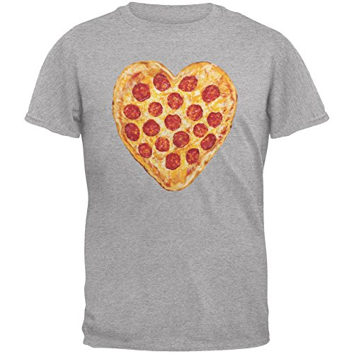 pizza-herz-grau-youth-t-shirt-gr-small-grau