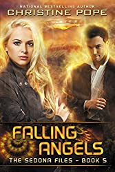 Falling Angels (The Sedona Files Book 5) (English Edition)