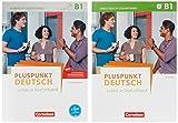 Pluspunkt Deutsch - Leben in Deutschland - Allgemeine Ausgabe: B1: Gesamtband - Arbeitsbuch und Kursbuch: 120557-7 und 120765-6 im Paket