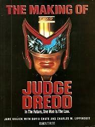The Making of Judge Dredd by David Chute (1995-05-31)