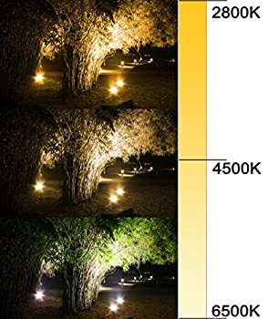 Farylux Led Wasserdichte 15w Im Freien Led Flut-licht (Rgb + Cct) Mit Fernbedienung 2