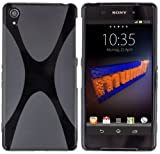 mumbi X-TPU Schutzhülle Sony Xperia Z2 Hülle