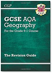 New Grade 9-1 GCSE Geography AQA Revision Guide (CGP GCSE Geography 9-1 Revision)