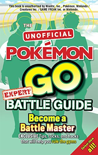 Pokémon go. Battle guide por Matt Yeo