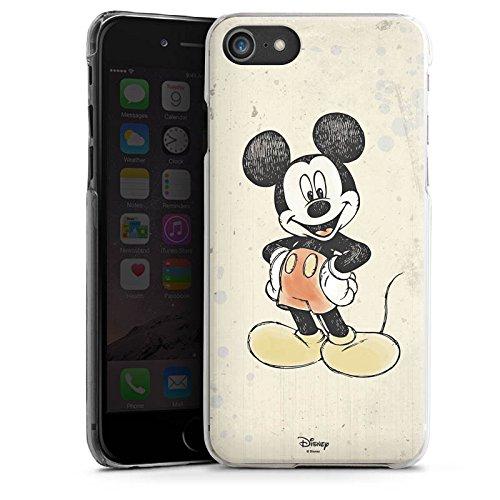 Apple iPhone 6s Silikon Hülle Case Schutzhülle Disney Mickey Mouse Merchandise Geschenke Hard Case transparent