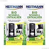 HEITMANN Bio-Schnell-Entkalker 2x25g