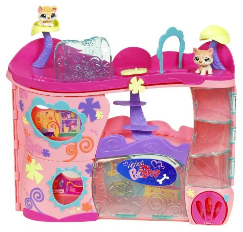 Littlest Pet Shop Pet Annahme Center Spielzeug-Set - Pet Shop-pet-sets Littlest