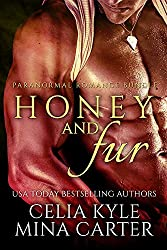 Honey and Fur (BBW Paranormal Romance) (Hedging His Bets and Dragon Her Feet Boxed Set) (English Edition)