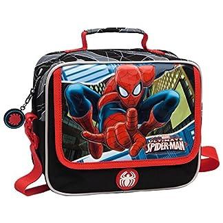 Marvel Spiderman Neceser de Viaje, 4.14 litros, Color Azul