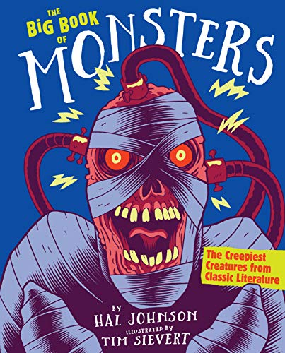 The Big Book of Monsters: The Creepiest Creatures from Classic Literature (English Edition)