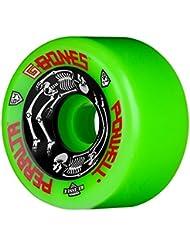 POWELL PERALTA WSBAPPG26497G4 - Rueda de skateboard, color verde, talla 64 mm