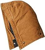 Carhartt Sandstone Polyester Quilted Kapuze XXL Braun