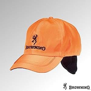 56b9b6e22fd18 france browning hunting cap blaze orange and chartreuse green baseball  truckers hat 9e9d4 25691  cheapest hunting u203a hunting hats d321c 9b094