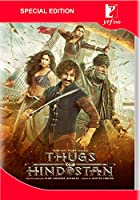 THUGS OF HINDOSTAN Hindi/ Tamil / Telugu Collectors Edition 2 DISC DVD with FRENCH Subtitles