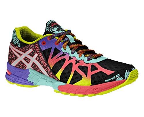 Asics Gel-Noosa Tri 9, Chaussures de trail femme Noir