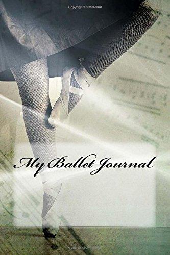 My Ballet Journal por Wild Pages Press Journals & Notebooks