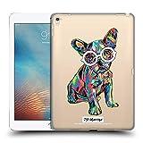 Head Case Designs Offizielle P.D. Moreno French Bulldog Hunde Ruckseite Hülle für iPad Pro 9.7 (2016)