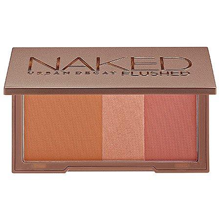 Urban Decay Naked Flushed Bronzer/Highlighter Blush Palette (Sonne-gesicht-palette)
