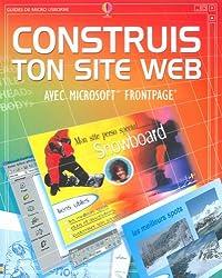 Construis ton site web