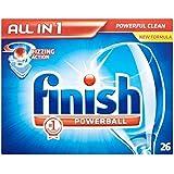 Terminer All in 1 Powerball Lave-vaisselle comprimés (26) - Paquet de 6