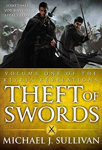 [Theft of Swords] (By (author)  Michael J Sullivan) [published: December, 2011]