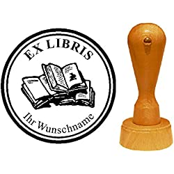 Ex libris ExLibris sello « libros » ExLibris sello libro Biblioteca libro literatura