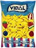 Vidal Bananas Gigantes Azúcar Golosina - 1000 gr