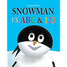 Snowman vs. ABC & 123 (English Edition)