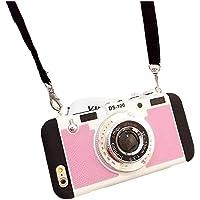 Neue Emily in Paris Handyhülle Vintage Kamera, Für iPhone 11/12 PRO MAX (Rosa, Für iPhone 6/6S)