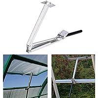 EBTOOLS Abridor de Ventana de Invernadero Ventilación Automática Sensible al Calor Solar Autovent de Techo de Invernaderos Carga Máxima de 15lb