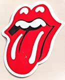 Sticker Rolling Stones A waterproof paper seal (japan import)