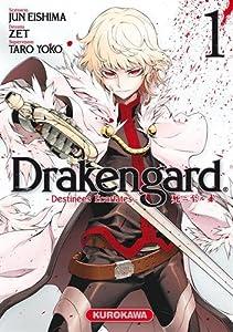 Drakengard : Destinées Écarlates Edition simple Tome 1