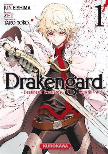Drakengard : Destinées Écarlates