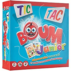 Asmodee - TTBJ01 - Tic Tac Boum Junior - Jeu Enfants