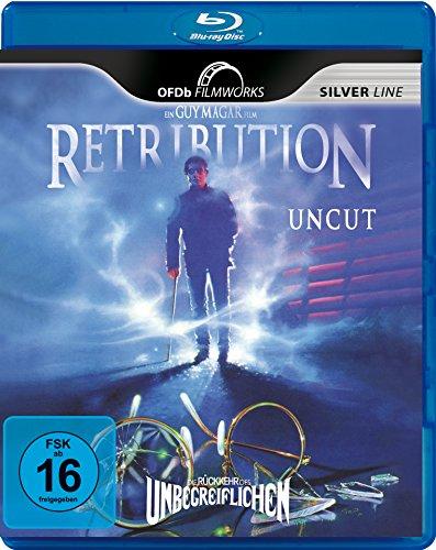 Retribution - Die Rückkehr des Unbegreiflichen [Blu-ray]