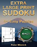 Extra Large Print Sudoku 9 x 9: 50 Easy Puzzles: Volume 2 (Extra Large Print Sudoku Books)