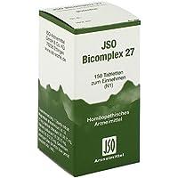 Jso Bicomplex Heilmittel Nummer 27 150 stk preisvergleich bei billige-tabletten.eu