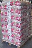 Palette TOTAL Premium Holz Pellets 65 Säcke je 15 kg Holzpellets