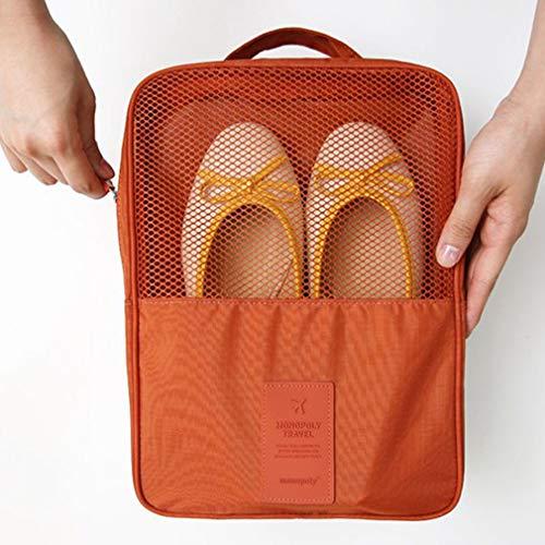 Dekorative Schuh-speicher (Eletam 51181066Cl Wasserdichtes Schuh Spielraum-Beutel bewegliche Tote-Organisator-Speicher-Beutel Umweltaußen Haus-)