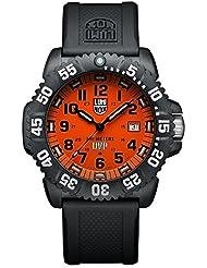 Luminox Scott Cassell FastStrap UVP Special Edition Set - Reloj de pulsera