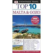 Top 10 Malta and Gozo (DK Eyewitness Travel Guide)