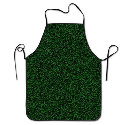 Kitchen Chef Bib Nori Seaweed Paper Adjustable Ties for Kitchen Cooking Baking Gardening 20.4