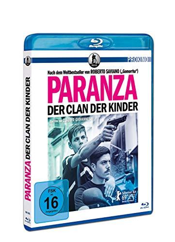 Paranza - Der Clan der Kinder [Blu-ray]