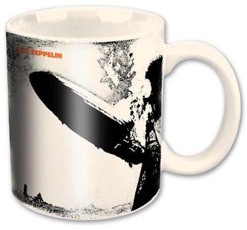 Led Zeppelin - Zep 1 (Mug) Tasse im Geschenkkarton (Led Zeppelin Kaffeetasse)
