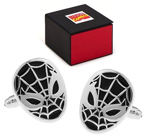 Marvel Spiderman 3, colore: nero e argento, in confezione regalo Marvel Spider-Man-Gemelli