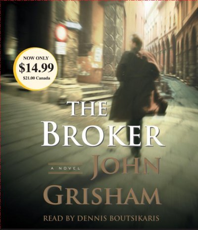 The Broker descarga pdf epub mobi fb2