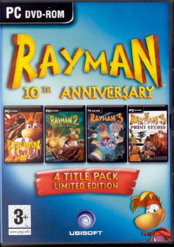 Ubisoft Rayman 10th Anniversary, PC